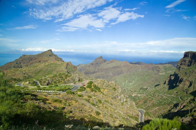 The mountains of Tenerife are a dream
