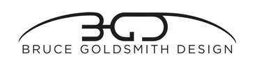 Bruce Goldsmith Design Logo